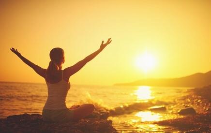Entspannung pur! Yoga Mittwochs 18:00 Uhr!